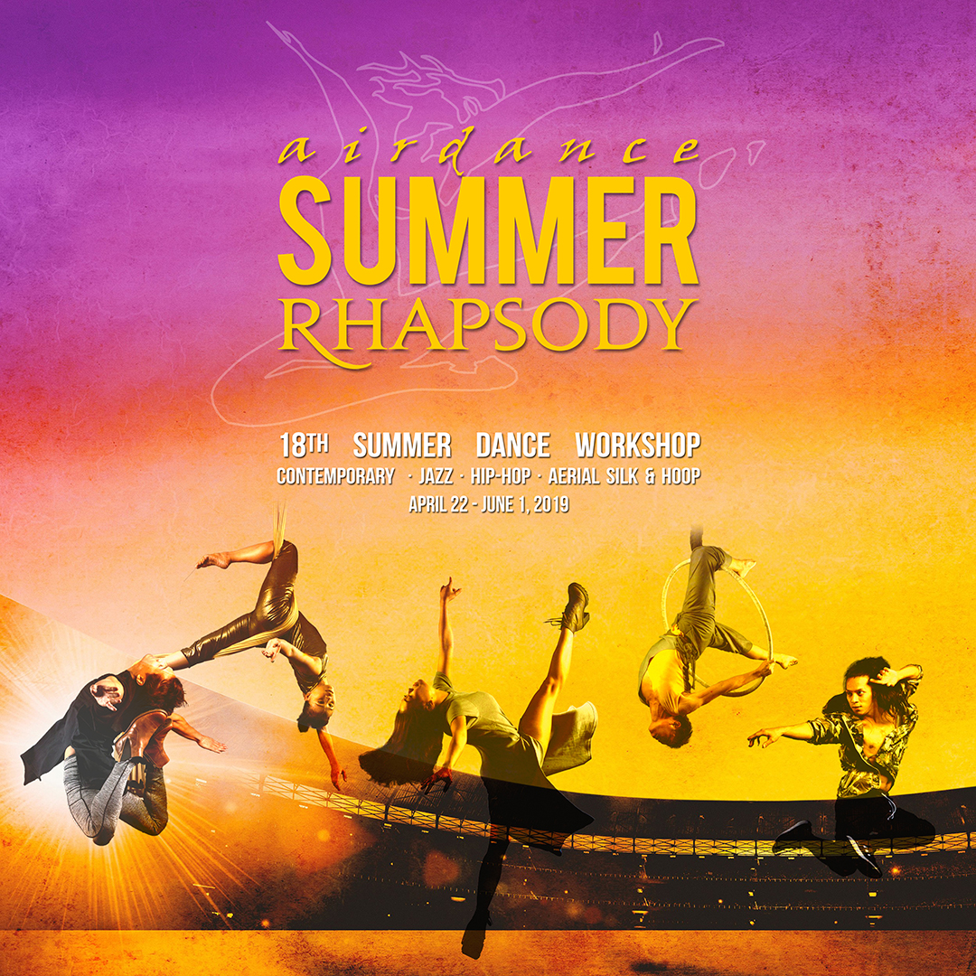 Summer Rhapsody - 18th Summer Dance Workshop