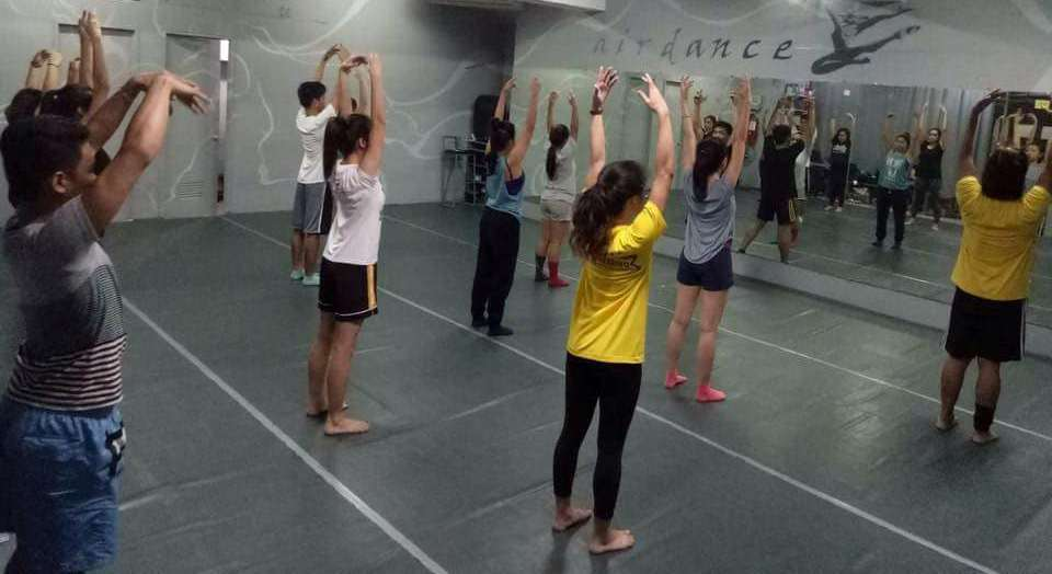 Classes at Airdance